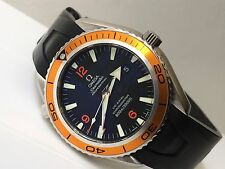 Omega Seamaster Planet Ocean Co-Axial Chronometer 45.5 mm - Orange 600 m