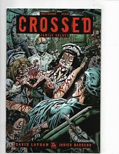 CROSSED FAMILY VALUES #4 AUXILIARY VF Avatar VARIANT| Burrows Garth Ennis | RARE