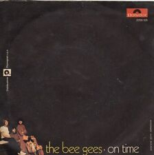 disco 45 GIRI THE BEE GEES ON TIME - MY WORLD