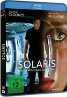 Region B-Solaris Import Blu Ray. English audio. NEW. Sealed. George Clooney