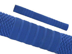 HIGH QUALITY CRICKET BAT GRIP HANDLE SPIRAL STYLE RUBBER NON SLIP MULTICOLOR