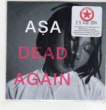 (FL251) Asa, Dead Again - 2014 DJ CD