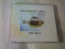 BARENAKED LADIES - ONE WEEK - UK CD SINGLE