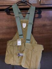 Filson Tin Cloth Gam Bag