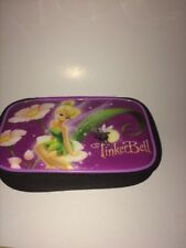 Nintendo Disney Case Tinker Bell For DS Purple VBK280 Very Good 6E