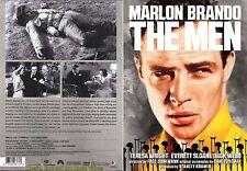 The Men ~ New DVD ~ Marlon Brando, Teresa Wright, Jack Webb (1950)