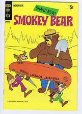 Smokey Bear #1 Gold Key 1970