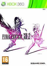 FINAL FANTASY XIII-2 TEXTOS EN CASTELLANO NUEVO PRECINTADO XBOX 360