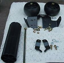 "CRAFTSMAN 42"" MOWER DECK WHEEL Kit & NOSE ROLLER KIT & fits POULAN HUSQVARNA"