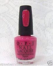 OPI Nail Polish Color Pink Flamenco E44 .5oz/15mL