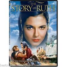 SEALED - The Story Of Ruth DVD NEW - English Spanish Audio BRAND NEW