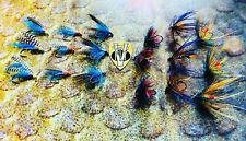 V Fly Size 8 & 10 Signature Collection Highlands & Islands Sea Trout Flies