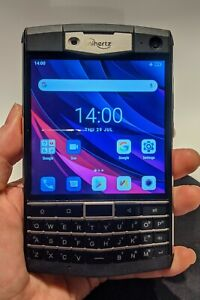 Unihertz Titan 4G LTE Rugged QWERTY Smartphone - Android Waterproof NFC