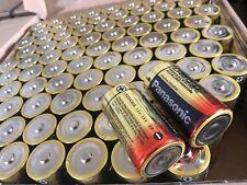 85 - Panasonic Industrial D Alkaline LR20 Batteries 1.5V