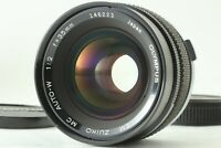 [EXCELLENT+++++] Olympus OM-System Zuiko MC Auto-W 35mm f2 Wide Angle Lens JAPAN