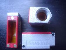 1 X BURGESS MCES 2 Conducto Caja M20 Traje Estándar Micro Switch Carcasa De Metal