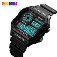 Hot Sale Digital Watch-Men's Women's LED Digital Sports SKMEI Watch
