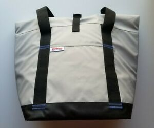 LOT OF 4 Costco Extra Large Insulated Reusable Shopping Bag with Clip