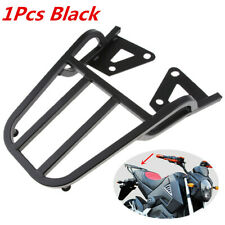 Luggage Rack Tool Box Bag Bracket Seat Extension For Motorcycle Modification