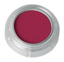 Grimas Puder Lidschatten Rouge Eyeshadow in Bordeauxrot farbintensiv N.545 Matt