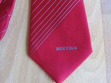 25K Club Rosso Cravatta da interlogo Londra