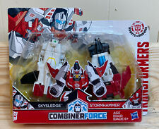 Transformer RID Robots in Disguise Skysledge Stormhammer Combiner Force NIP