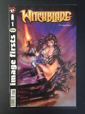 Box 20D ~ Image Comics ~ Top Cow ~ #1,Image Firsts ~ Witchblade: The Saga Begins