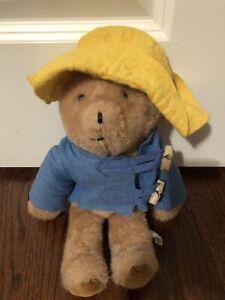 Original Paddington Bear Stuffed Animal 13 Inch By Eden Toys