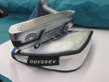 """New 34"""" Odyssey Works Versa 1 Putter. Head Cover."""