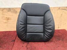 #118 MERCEDES W164 X164 ML350 GL450 FRONT LEFT LEATHER SEAT UPPER CUSHION OEM