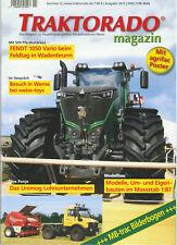 TRAKTORADO® Magazin, Nr. 6, Ausgabe 2015