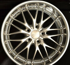 "19"" MRR GT1 Wheels For Lexus IS30 IS250 GS300 GS400 AWD 19x8.5 5x114.3 +35 Rims"