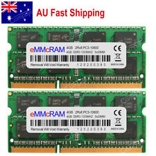 AU 8GB 2x4GB DDR3L-1333 Sodimm For MacBook Pro 13inch Early LATE  2011 Memory