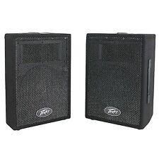 Peavey PVI 10 Two Way Passive Speaker System (pair) PVI10