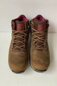 Timberland Women's Sz 7 Mt. Maddsen Mid Waterproof (A1Q52) Hiking Boot Timberdry