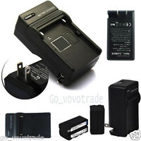 Camera Battery Charger For Sony NP-F970 F960 F770 F750 F570 F550 F330 Camera