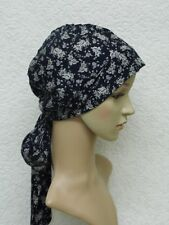 Chemo head wear, bad hair day scarf, chemo cap, tichel, head snood, chemo hat