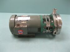 """2"""" x 1-1/2"""" Tri-Clover Tri-Flo C216MDG14T-S Centrifugal Pump 3 HP G4 (2291)"""
