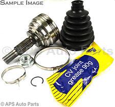 Ford Escort Fiesta Orion CV Joint NEW Wheel Side Drive Shaft Boot Kit Hub ECV008