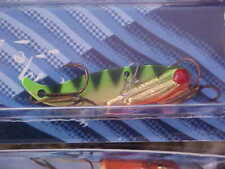 """VIBE """"E"""" BLADE BAIT 3/8oz RB204 in GOLD TIGER Blade Lure Bass/Walleye/Pike/Trout"""
