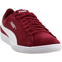 Puma Vikky Women's Casual Fashion Sneakers Shoes - Pomegranate / Puma White