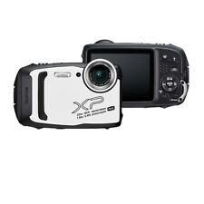 Fujifilm FinePix XP140 Waterproof Digital Camera White US warehouse