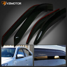 For 2012-2017 Toyota Camry Window Visors Rain Guard Vent Sun Shade Deflector 4PC