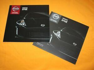 Nissan 370 Z 2014 Prospekt Brochure Catalog Depliant Folder Prospetto Broschyr