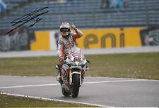 Jonathan Rea Hand Signed Pata Honda 12x8 Photo 1.