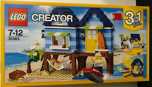 LEGO Creator - 31063 Strandurlaub Neu&OVP!