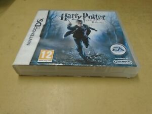 Harry Potter and The Deathly Hallows Part 1 - Boxed + Manual - Nintendo DS