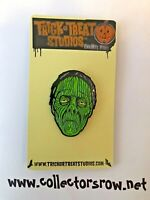 RADIO ACTIVE ZOMBIE Enamel Pin Licensed Trick or Treat Studios Halloween