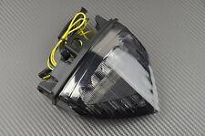 FEU arrière fumè clignò intégré TAIL LIGHT HONDA All hornet 600 2011 2012 2013