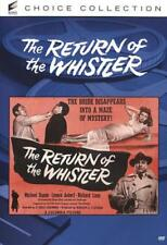 THE RETURN OF THE WHISTLER NEW DVD